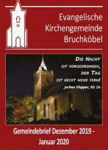 Gemeindebrief Dez 19 - Jan 20 (Bruchköbel)