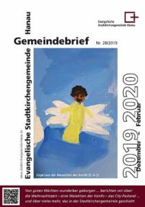 Stadtkirchengemeinde - Ausgabe Dez 2019 - Februar 2020