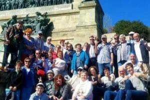 Ausflug der Gebärdengemeinden Hanau und Fulda