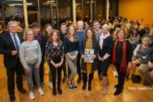 "Jugendgruppe ""Cross Kids"" gewinnt ersten Platz beim Kurhessischer Medienpreis"