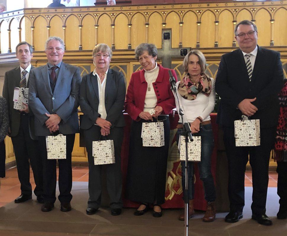 Kirchenvorstand Windecken 2014-2019