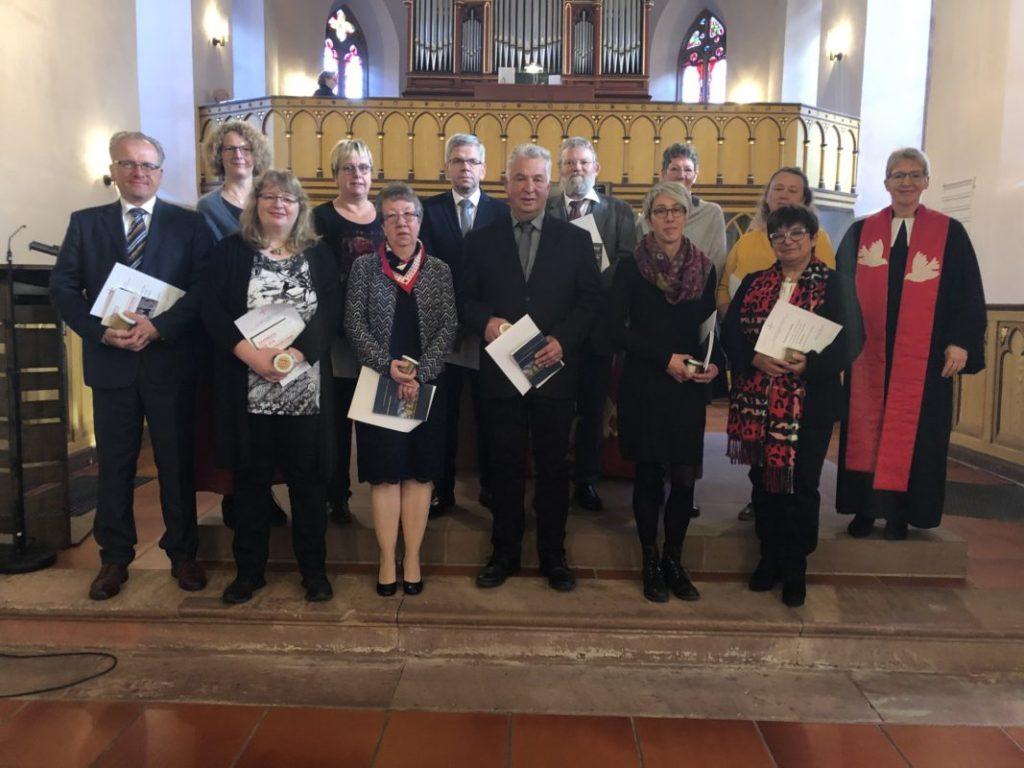Kirchenvorstand Windecken 2019 bis 2025