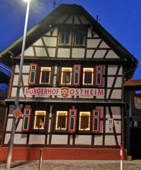 Bürgerhof Ostheim