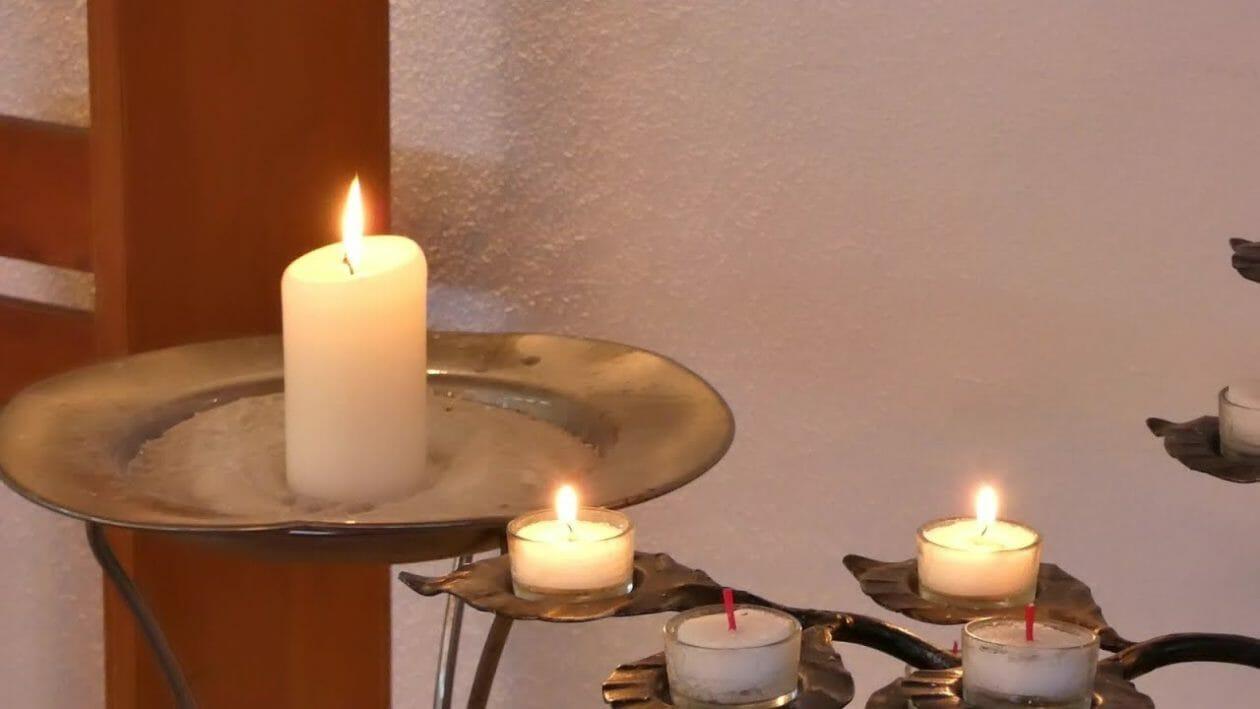 Videogottesdienst zum Jahreswechsel und Neujahr aus der evangelischen Brückenkirche Heldenbergen