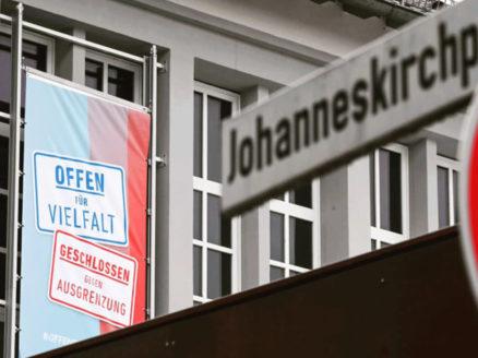 Johanneskirchplatz
