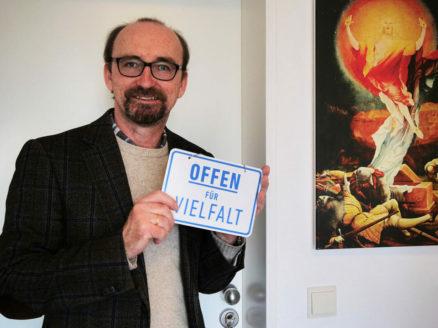 Pfarrer Markus Heider - Ev. Brückengemeinde Heldenbergen