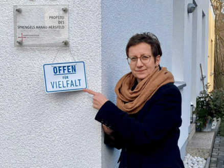 Pröpstin-Sabine-Kropf-Brandau-vom-Sprengel-Hanau-Hersfeld