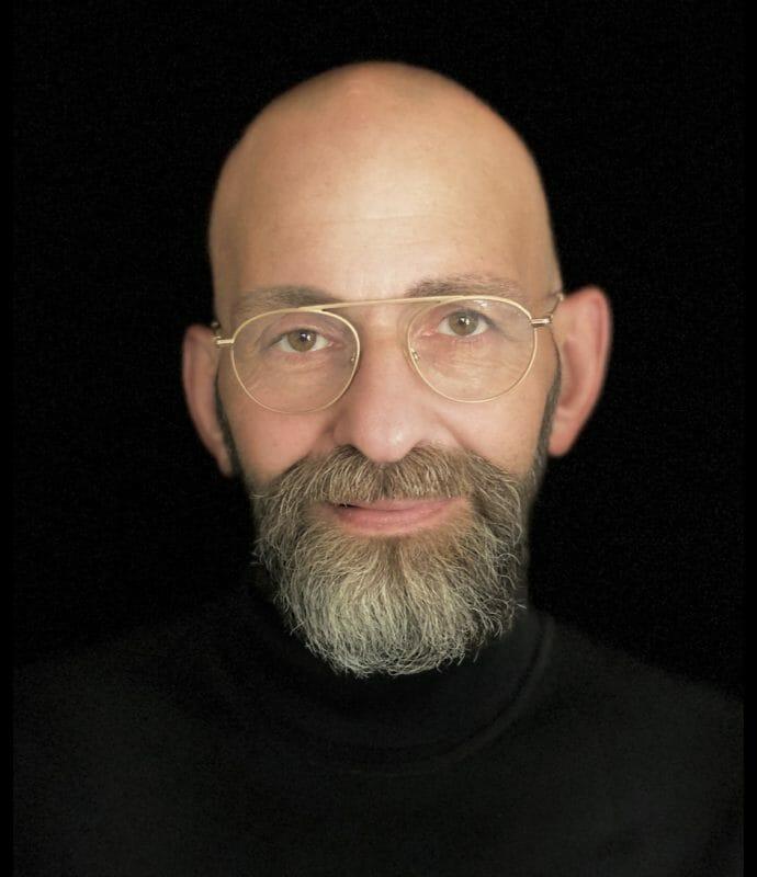 Portrait von Pfr. Andrew Klockenhoff