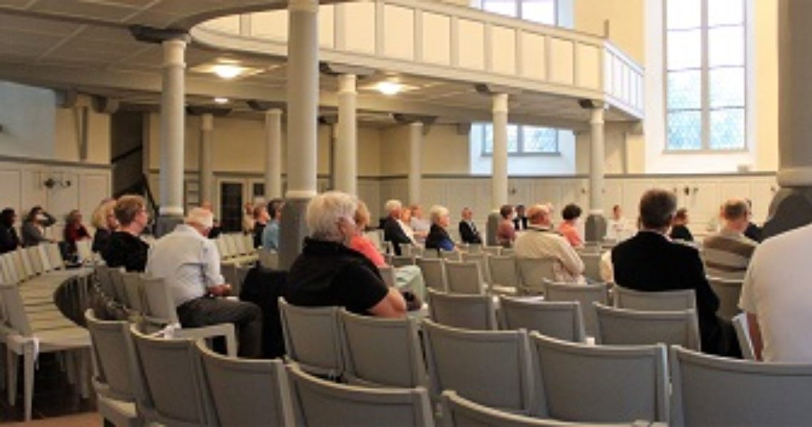 Kreissynodale in der Kirche Langenselbold